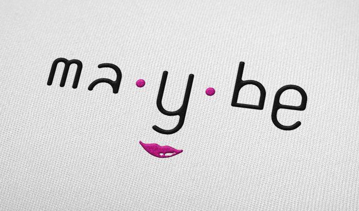 Ma-y-be: Corporate Identity | Michele Franzese#michelefranzese #theredislove #rosso #corporate #identity #logo #design #maybe #fashion #brand