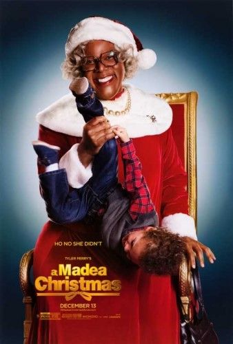 Tyler Perry's A Madea Christmas Movie Poster (11 x 17)