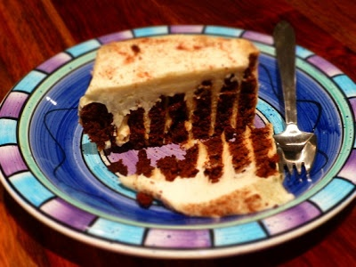 Love, Shoes and Cupcakes: Tiramisu Chocolate Ripple Cake with Homemade ...