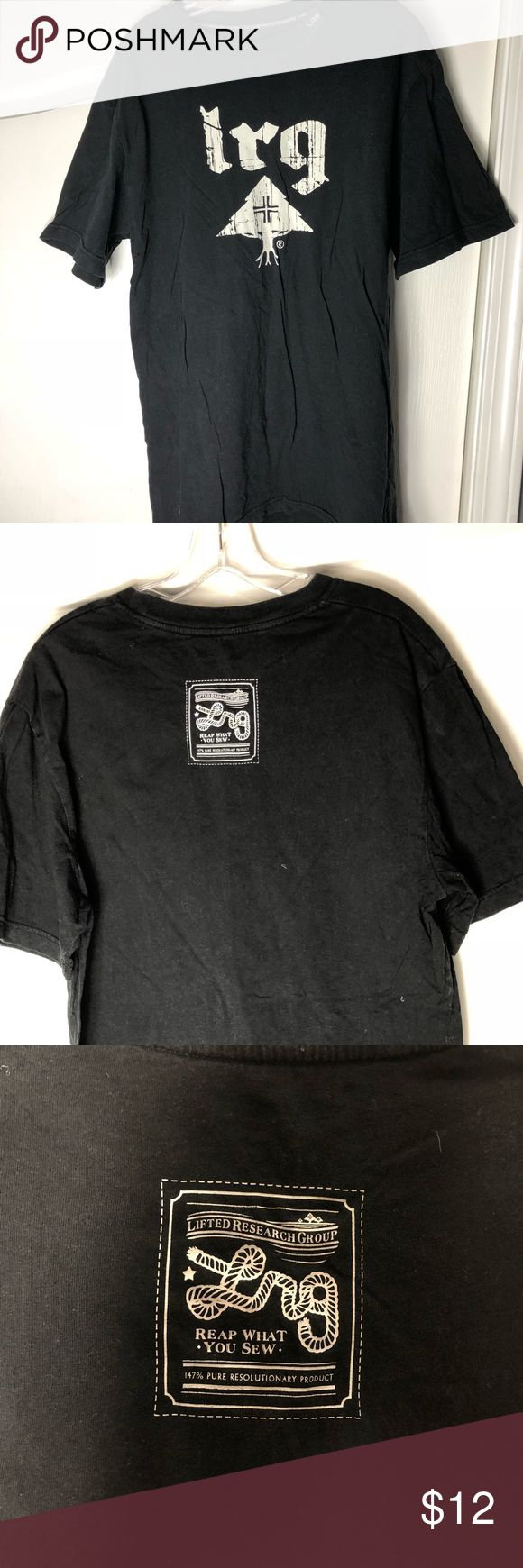 Lifted Research Group (LRG) T shirt Great Condition! Lrg Shirts Tees - Short Sleeve