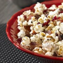 Maple Bacon Popcorn Mix - With ingredients like real, thick-cut smoked ...
