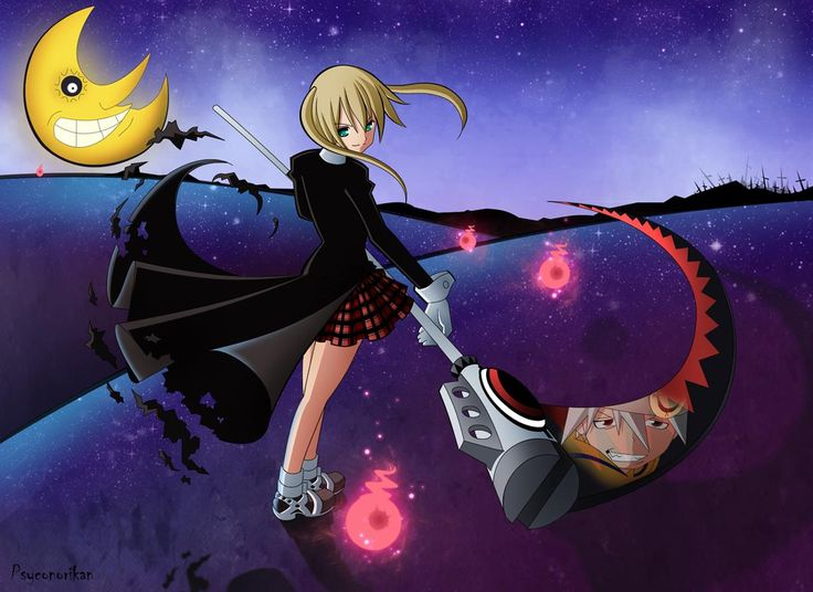 Soul Eater - manga - fonds d'écran gratuits by unesourisetmoi
