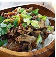 Crock Pot Asian Pork with Mushrooms | Skinnytaste (slow cooker)