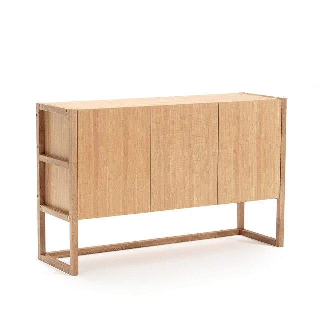 Classic Scandinavian Style Storage In Light Oak Guaranteed To Refresh Your Room And Keep It Wonderfully Light Oak Furniture Dresser Furniture Credenza Design