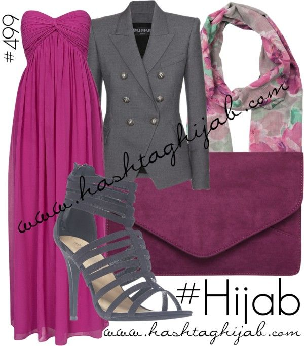Hashtag Hijab Outfit #499