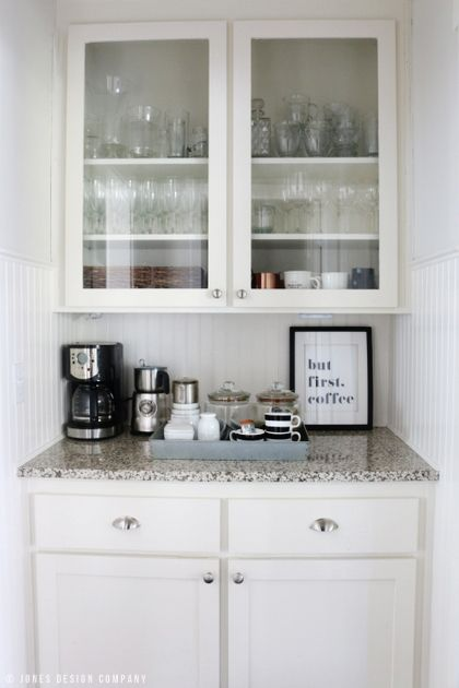 for when replace stove area with a kitchen hutch--use the counter area for coffee station!!!!
