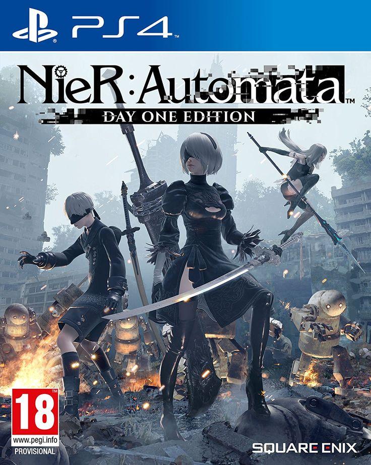 Nier Automata Day One Edition: playstation 4: Amazon.es: Videojuegos