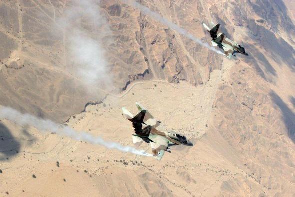 Accrochage sérieux entre Israël et la Syrie » Zone Militaire