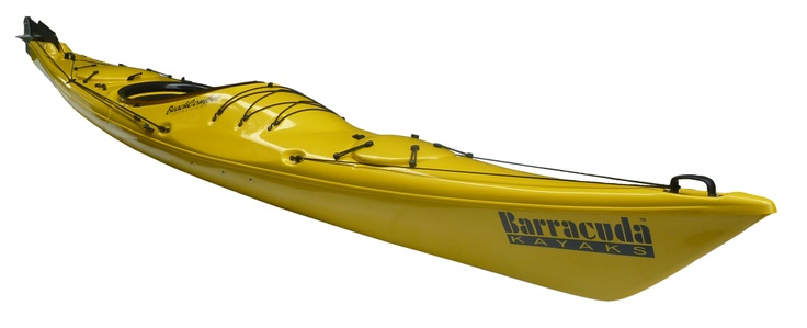 Beachcomber Ultralight by Barracuda kayaks