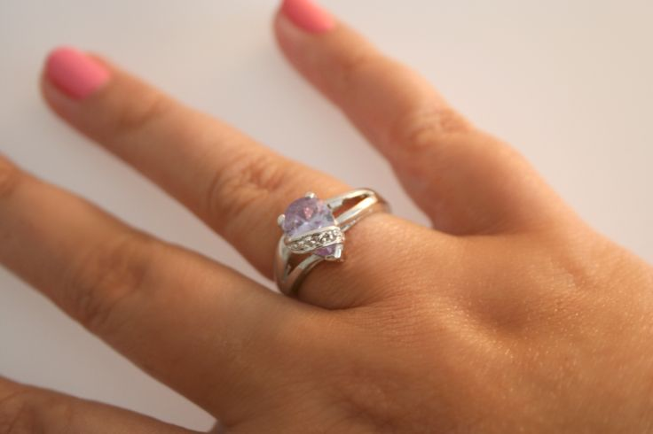 Diamond Candle 5000 Ring