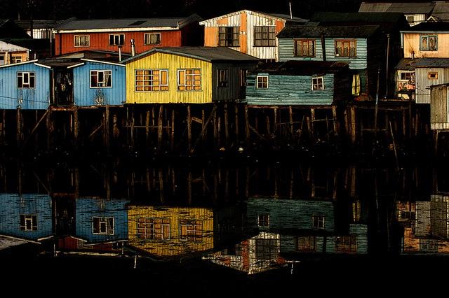 """"""" Colores de Chiloe """" Chiloé Island, Chile, Cascada Expediciones"""