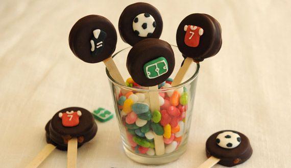 Cakepops Futboleros