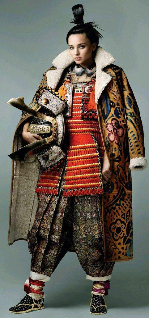 ru_glamour: Миранда Керр для Vogue Japan November 2014