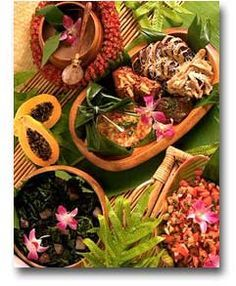 luau recipes you can make from commonly available ingredients, advice on where to find the best luaus in Hawaii, recommendations on music to put you in the mood to hula and even a brief history of this uniquely tropical feast -- the Hawaiian luau.