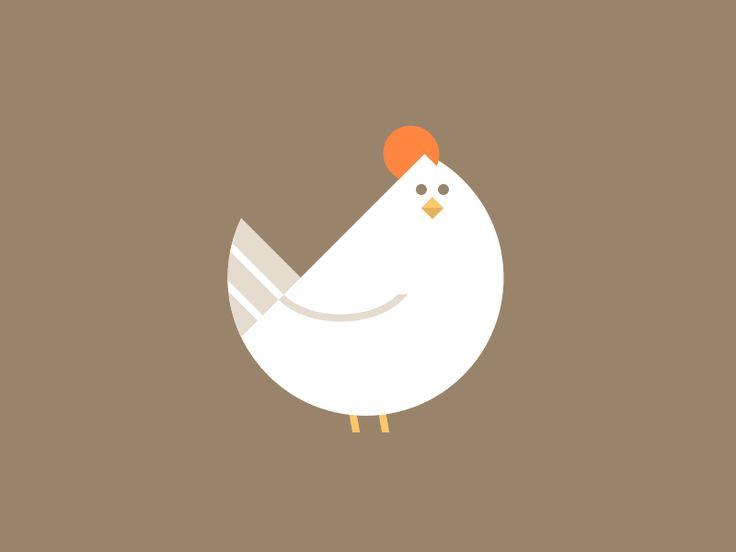 Village Chicken Animation by Brooke Condolora