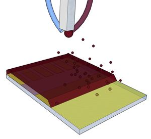 Spray-deposition steers perovskite solar cells, which are vastly cheaper, towards commercialisation | Chemistry World
