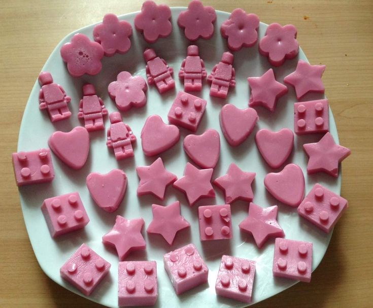 Rezept Yoghurt Gums von dreamtina - Rezept der Kategorie Desserts