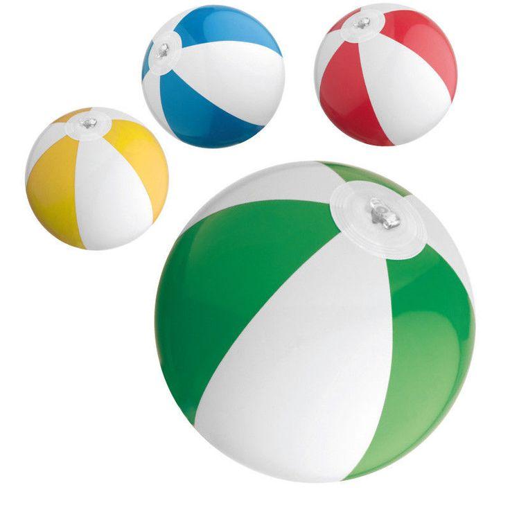 3 x Mini Wasserball Strandball Aufblasbar Kinderbadespaß Strand Wasserspielzeug