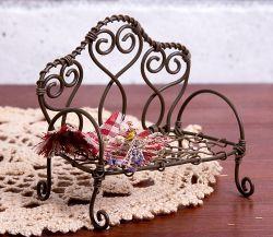 Плетение из проволоки «Кружевная лавочка» - | Леонардо хобби-гипермаркет - сделай своими руками