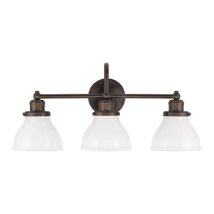 Best 25+ Bath light ideas on Pinterest Vanity light fixtures, Industrial bathroom lighting and ...