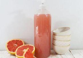 Recette : Liquide vaisselle pour mains délicates au Pamplemousse - Aroma-Zone