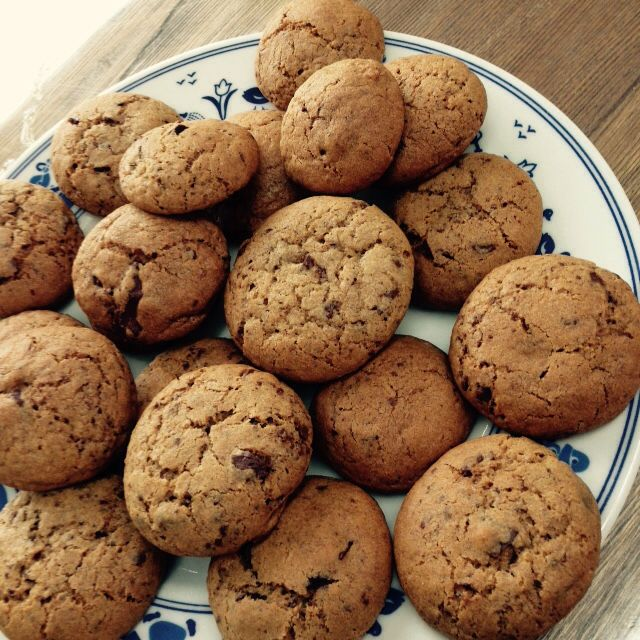 Chicolate chips cookie