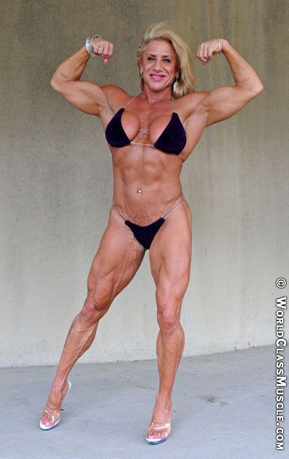 Wanda moore bodybuilder nude pussy usual