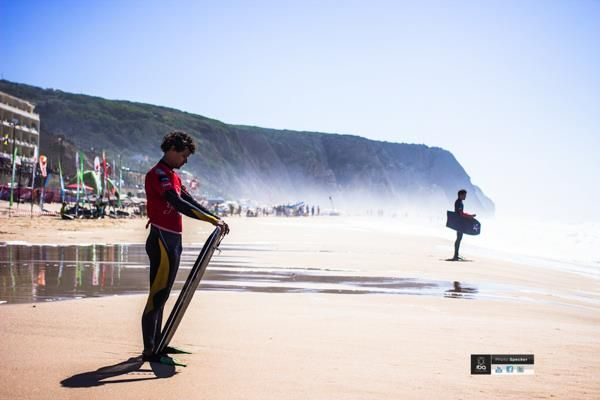 Pin of the day - Praia Grande - for surf lovers...