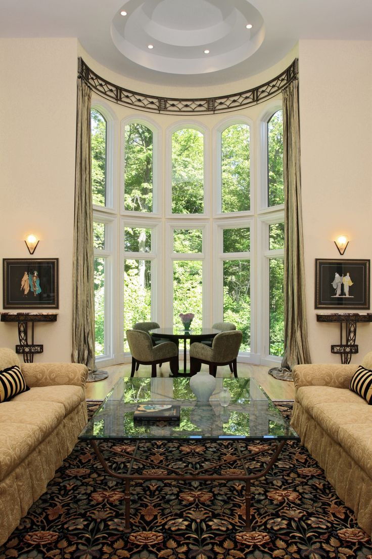 240 Best Images About 2 Story Window Treatments On Pinterest