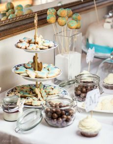 Babyparty, Babyparty Deko, Babyshower, Rezepte & Ideen am Blog, Baby, Dekorationsideen, Sweet Candy,