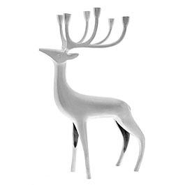 Pentik reindeer candelabra