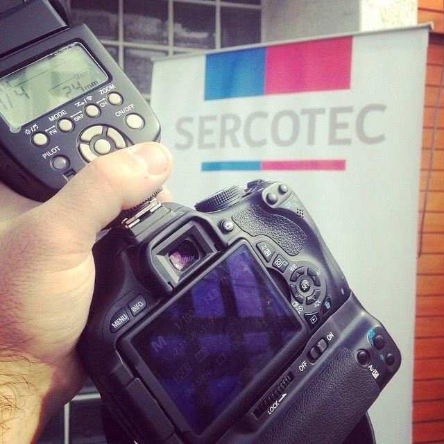 Trabajamos en el registro fotográfico de empresas como @codemgroup en #iquique