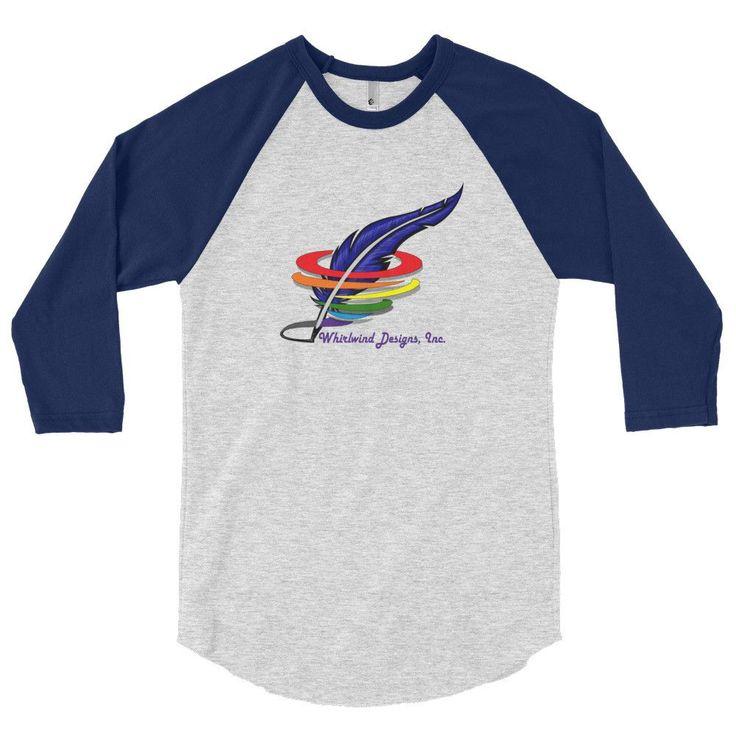 Whirlwind Designs Baseball T-Shirt