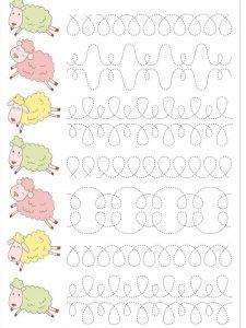 Eğlenceli çizgi çalışmaları Okul Ev Etkinlikleri Okul Ev