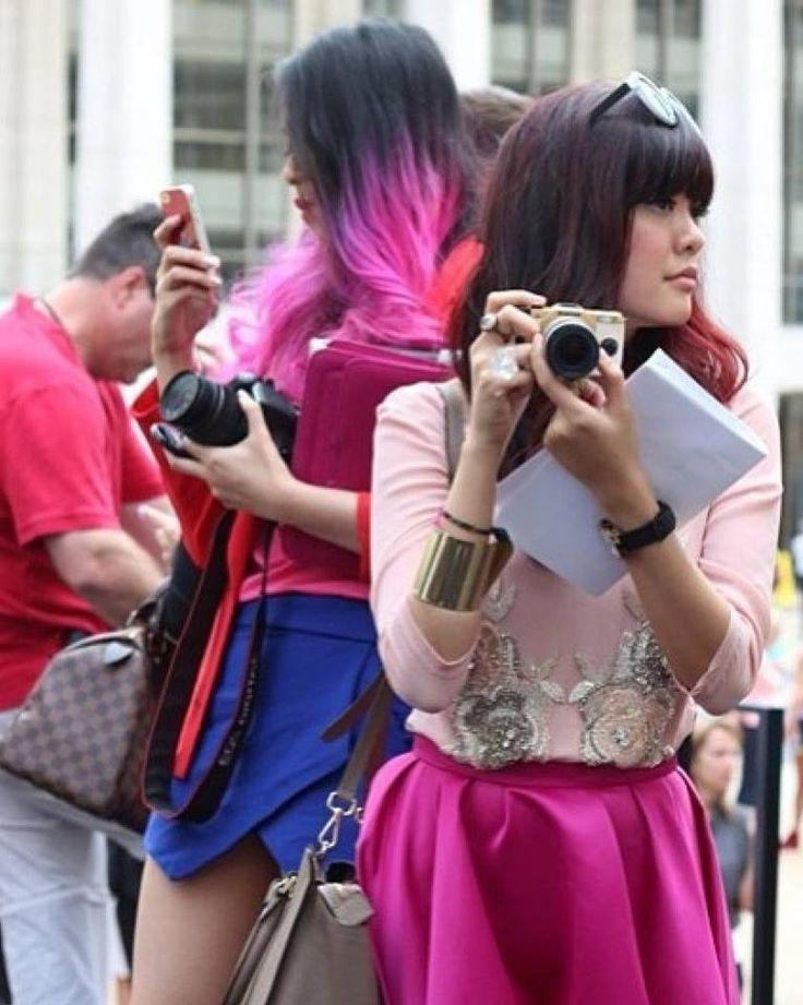 Sonia Eryka wearing bebaroque Silk Anastasiya Body Suit at New York Fashion Week