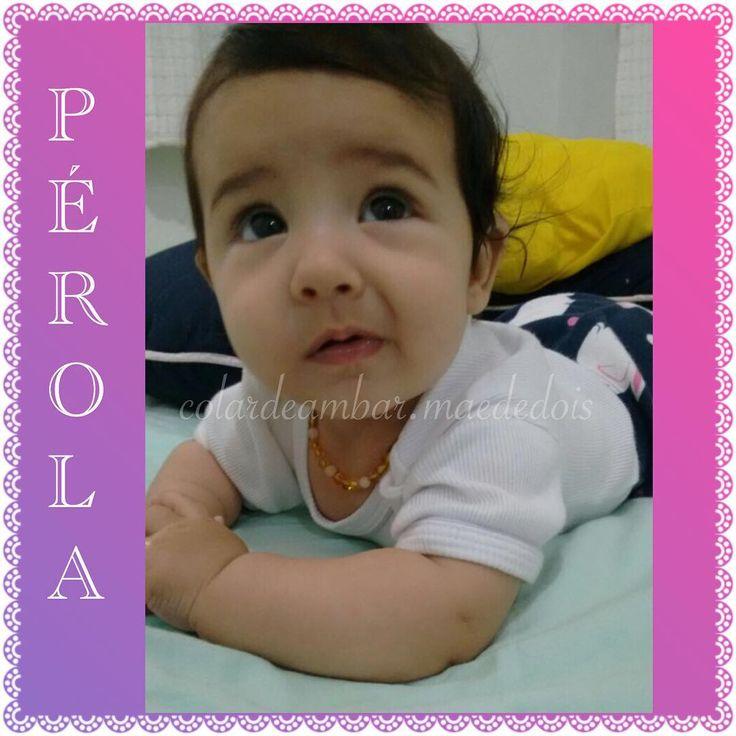 Muita gostosura!�� Pérola com seu colar de ambar com quartzo rosa. ��#ambarcomquartzorosa #mundorosa #babylinda #itgirl #mãebaba #princesa #lais #itsagirl #menina #minifashionista #minimodel #colardeambarparabebe #colardeambarbaltico #colardeambar #ambar #ambarcertificado #ambarbaltico #denticaodobebe #denticao #bebelinda #gostosura  #colardeambar #saude #bebeusa #saúdeequalidadedevida #colardeambarmaededois @colardeambar.maededois @perolaalvesgloria…