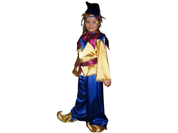 Детские карнавальные костюмы. Новогодний костюм Петрушки ... - photo#40
