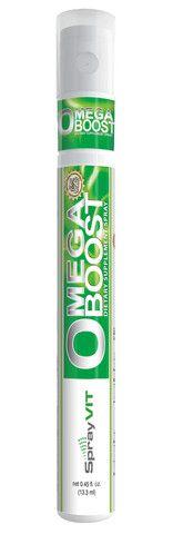 OMEGA BOOST - BLUE GREEN SPRAY Omega 3 $24.50
