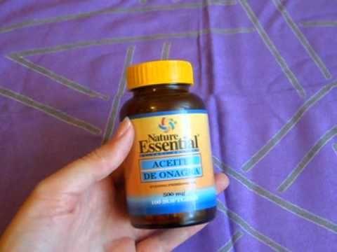 104- Productos naturales: aceite de onagra, problemas menstruales