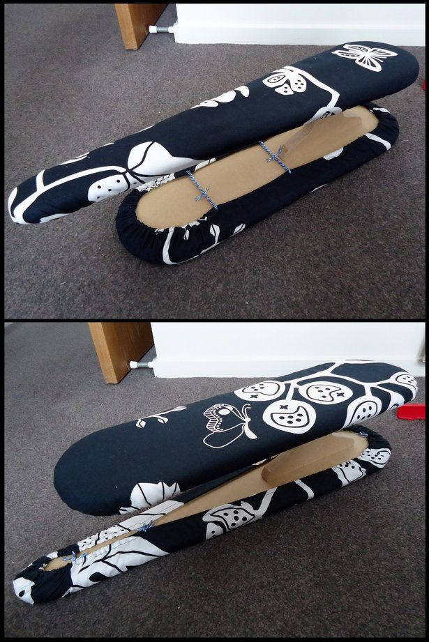 How to make a Sleeve Board