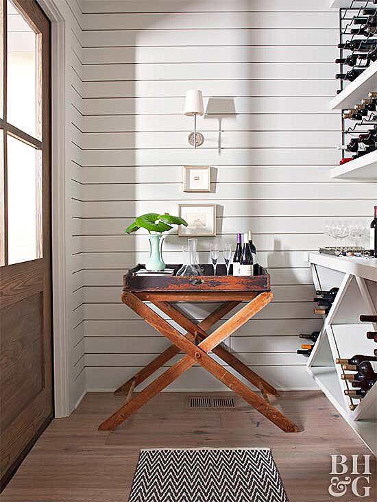 No Entryway? No Problem! Here's How to Fake It