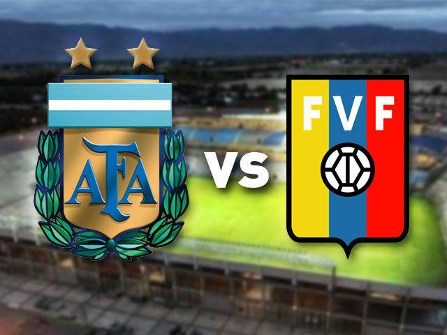 Venezuela recibe a Argentina (sin Messi) el 6 de setiembre por la séptima fecha de las eliminatorias rumbo a Rusia 2018. Argentina paga 1.57 y Venezuela 5.75. El empate paga 4.00. ¿Cuál es tu predicción?