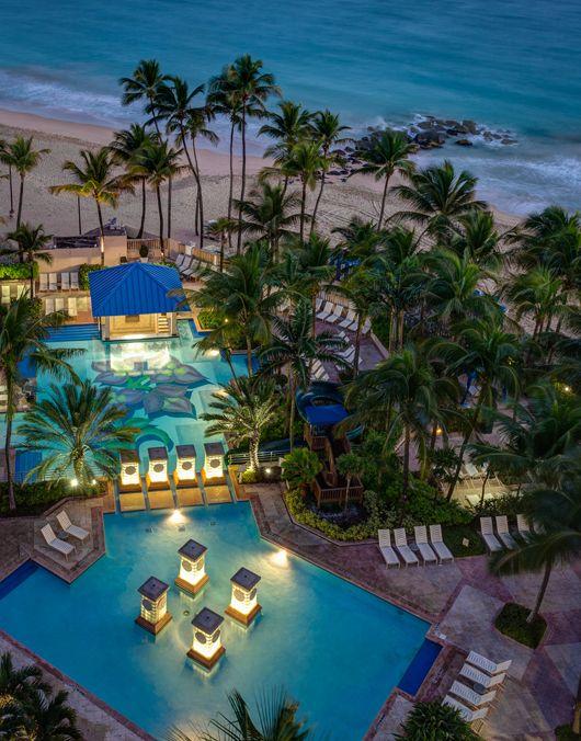 8 Great Marriott Hotels for Caribbean Getaways