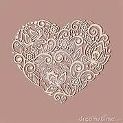 paisley heart tattoo - Bing Images