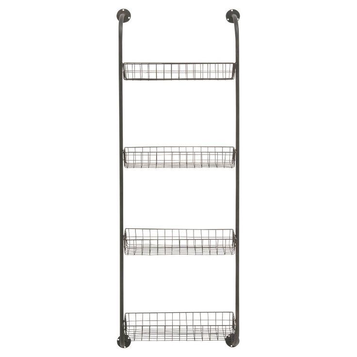 DecMode Metal Storage Rack - 58625