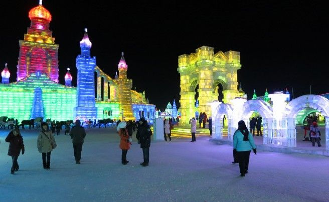 Photo Tour: Harbin Ice Festival | Everyday Travel Stories