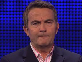 THE CHASE filming had to be halted when host Bradley Walsh lost his cool with The Barrister, Shaun Wallace, after he fluffed his lines - but it was more with fits of laughter than outrage.