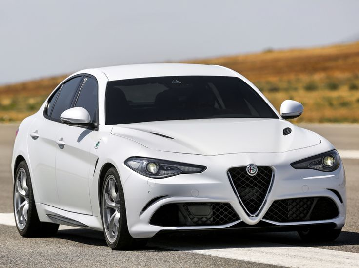 Alfa Romeo Giulia Quadrifoglio Worldwide (952) '2016