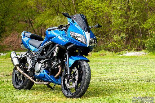 Suzuki SV 650 | Follow me on Facebook ! Suivez ma page sur F… | Flickr