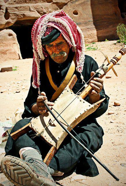The One String Wonder Amman, Jordan